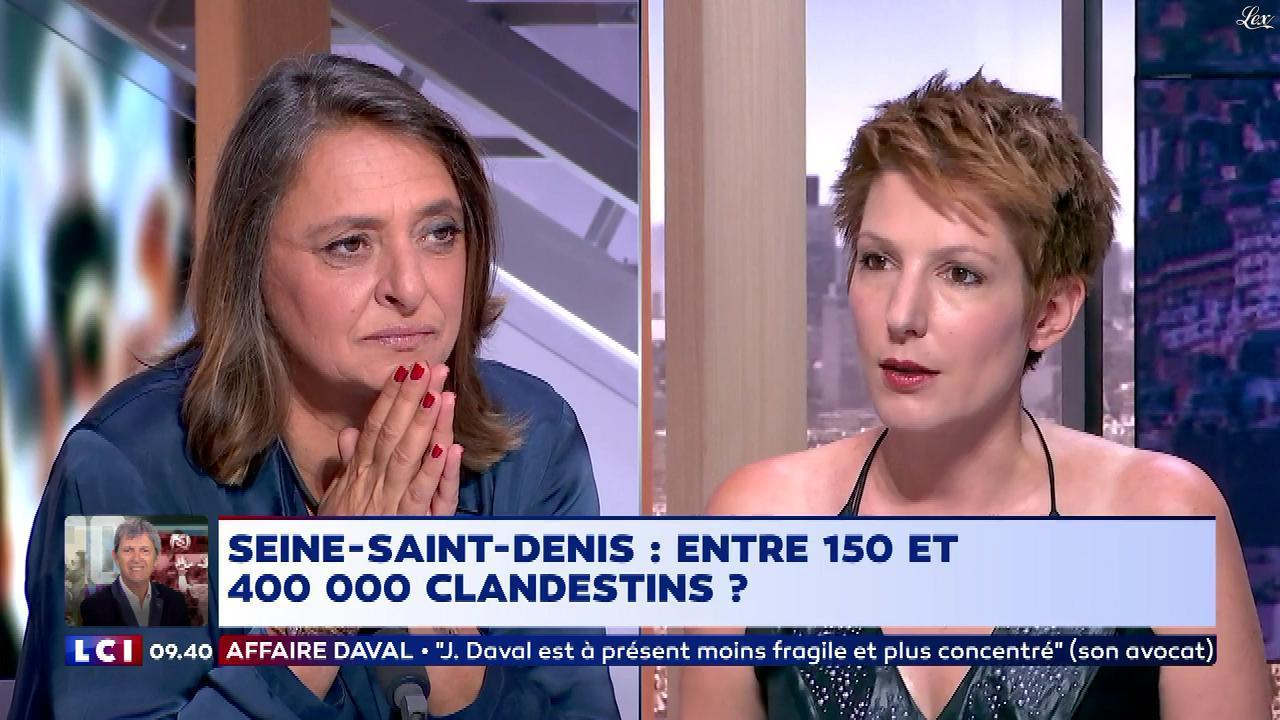 Natacha Polony dans la Republique LCI. Diffusé à la télévision le 05/07/18.