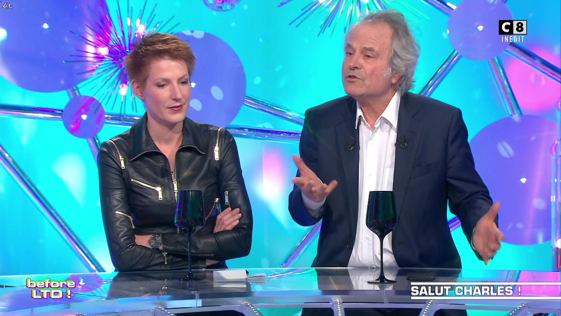 Natacha Polony dans les Terriens du Dimanche. Diffusé à la télévision le 07/10/18.