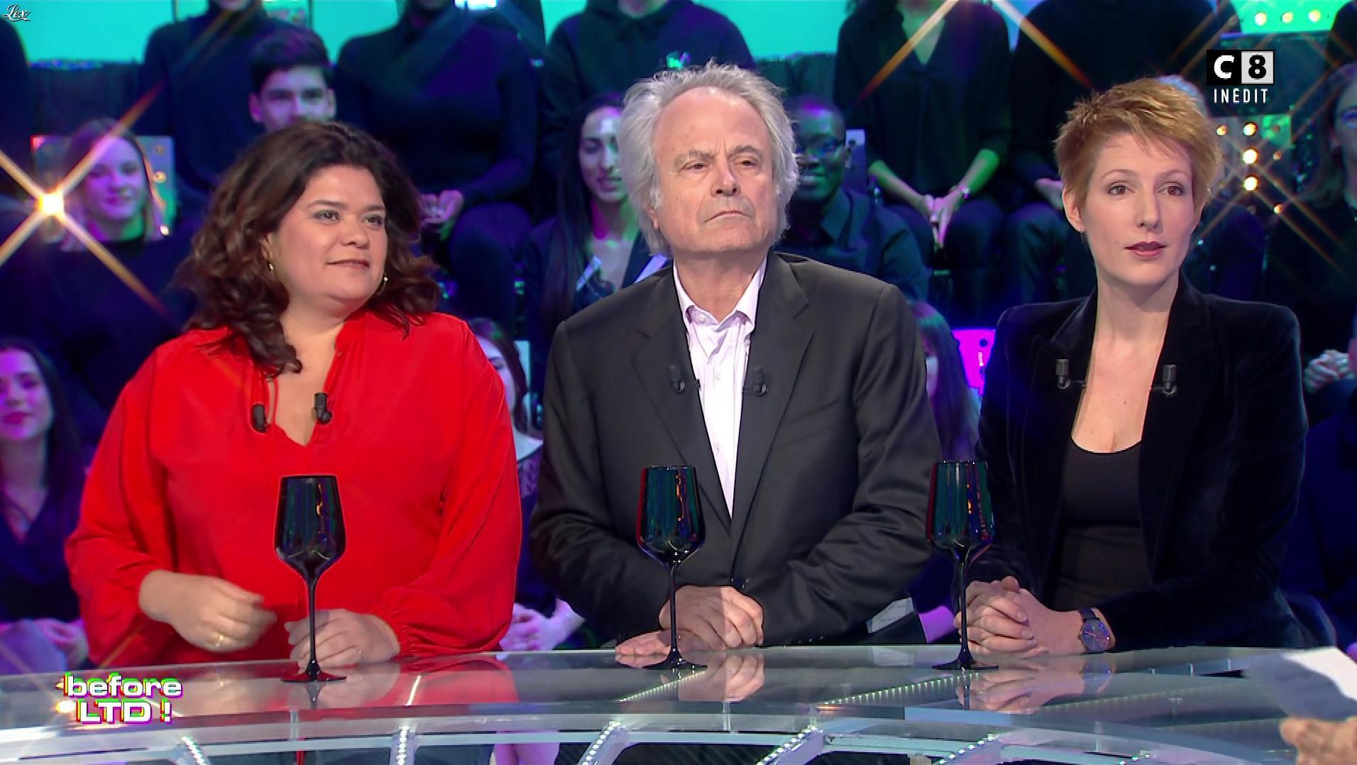 Natacha Polony dans les Terriens du Dimanche. Diffusé à la télévision le 13/01/19.