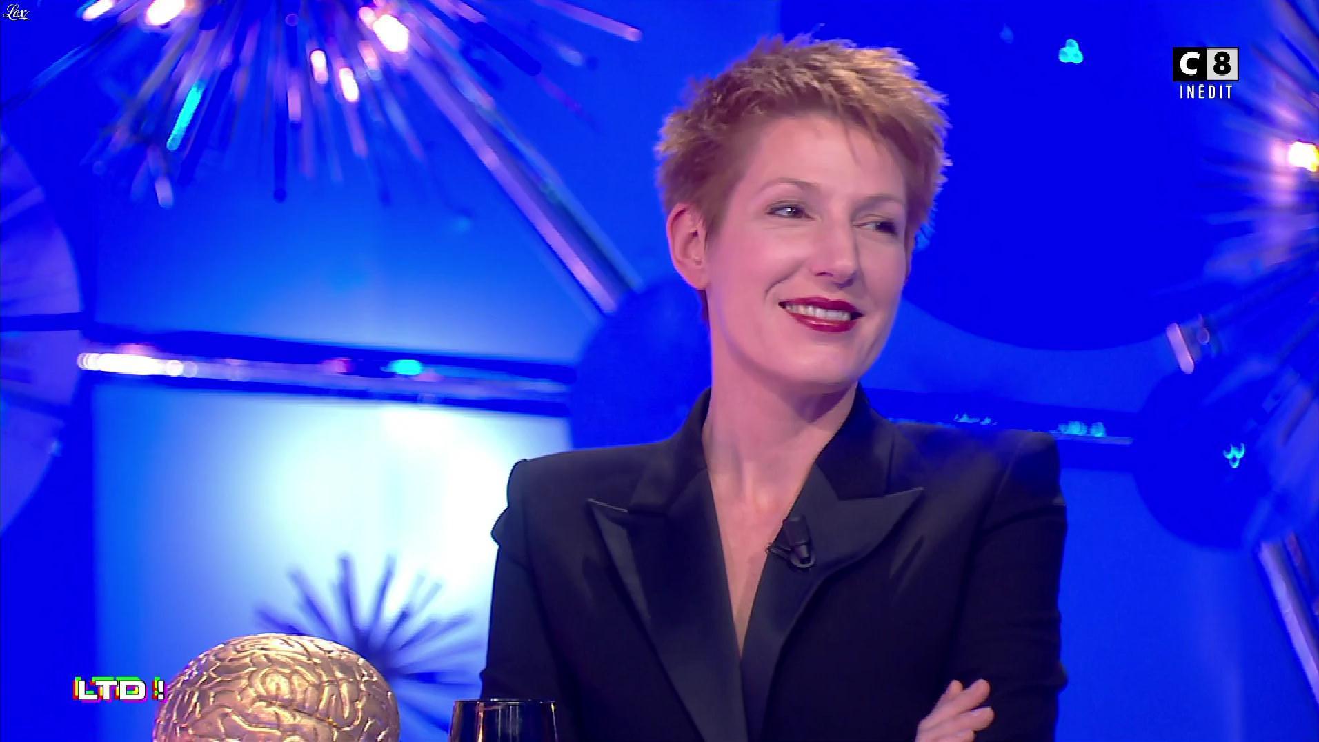 Natacha Polony dans les Terriens du Dimanche. Diffusé à la télévision le 18/11/18.
