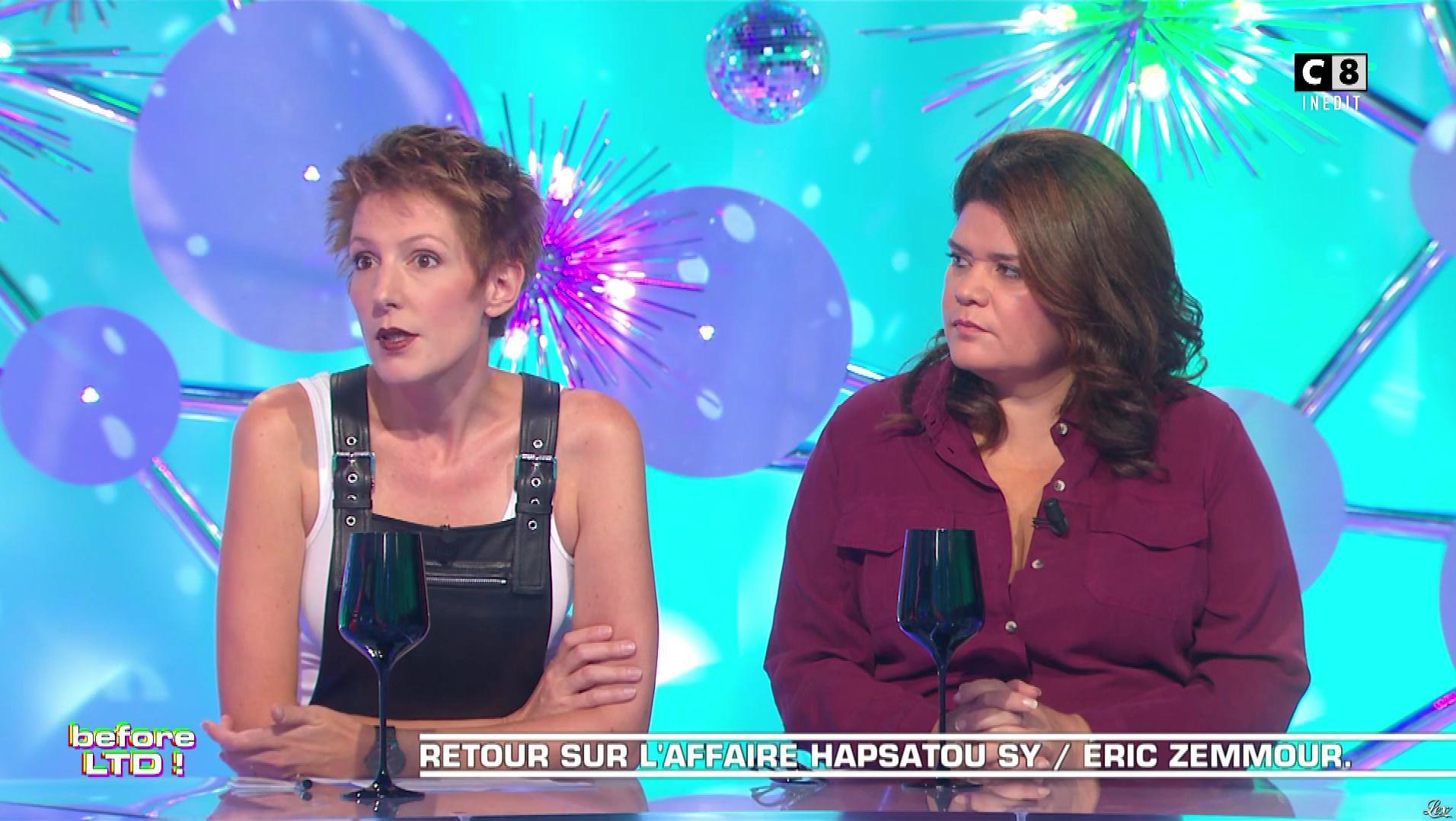 Natacha Polony dans les Terriens du Dimanche. Diffusé à la télévision le 23/09/18.