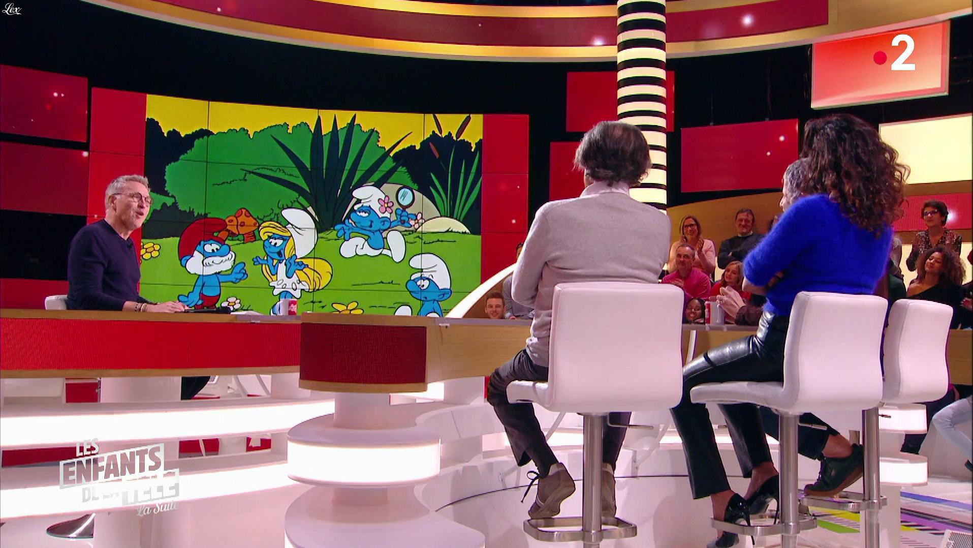 Nawell Madani dans les Enfants de la Télé. Diffusé à la télévision le 03/03/19.