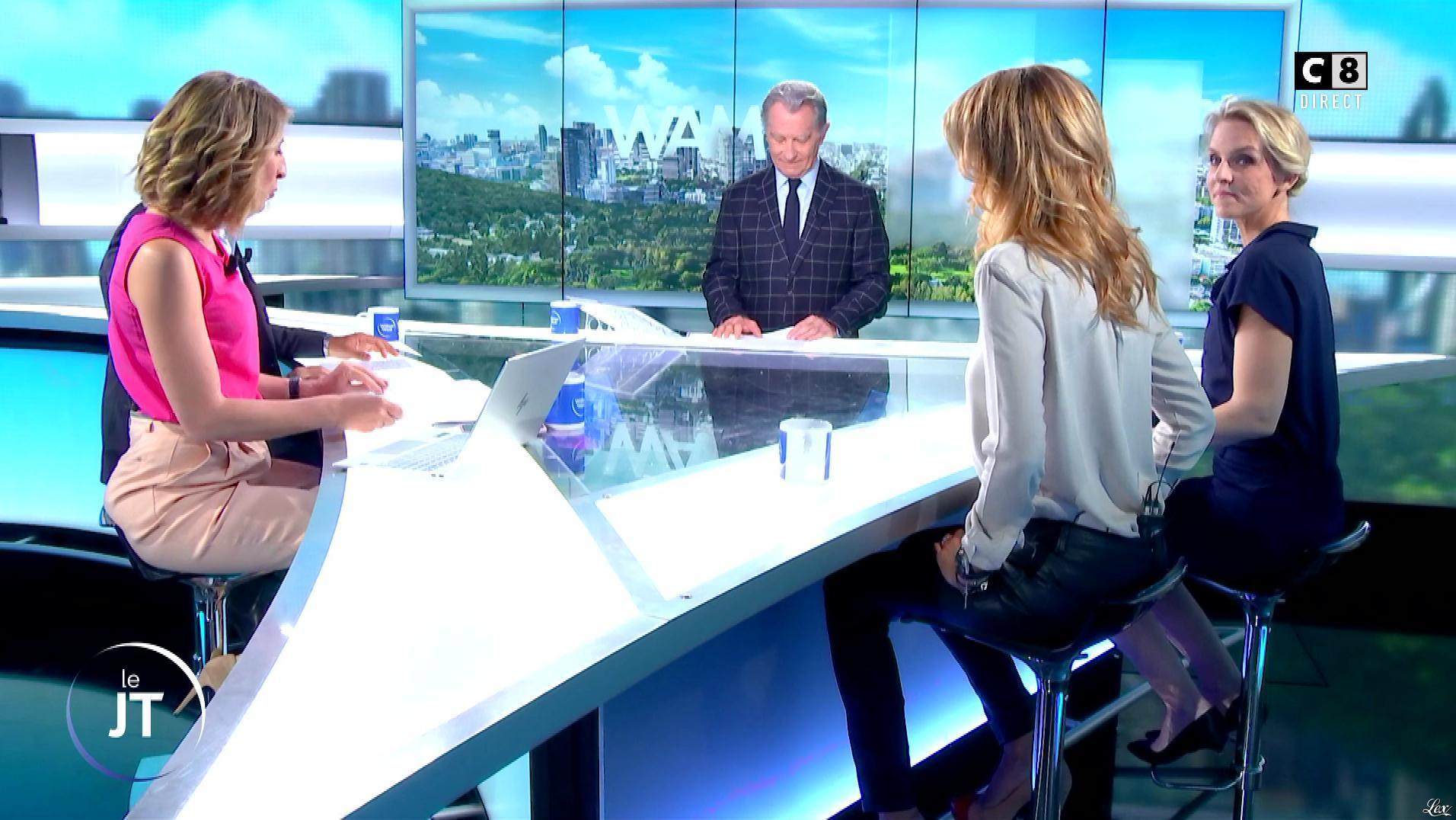Rachel Bourlier dans William à Midi. Diffusé à la télévision le 15/05/19.