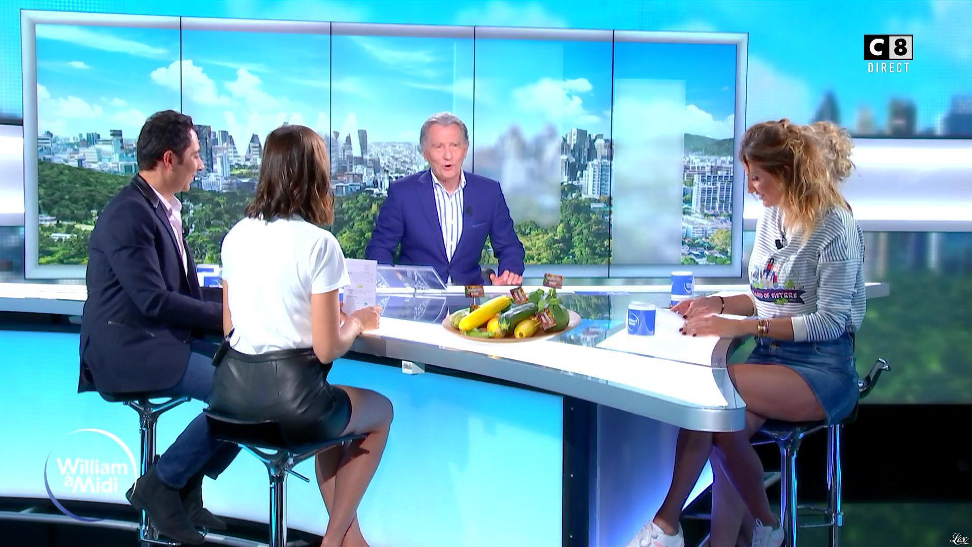 Raphaele Marchal dans William à Midi. Diffusé à la télévision le 05/06/19.