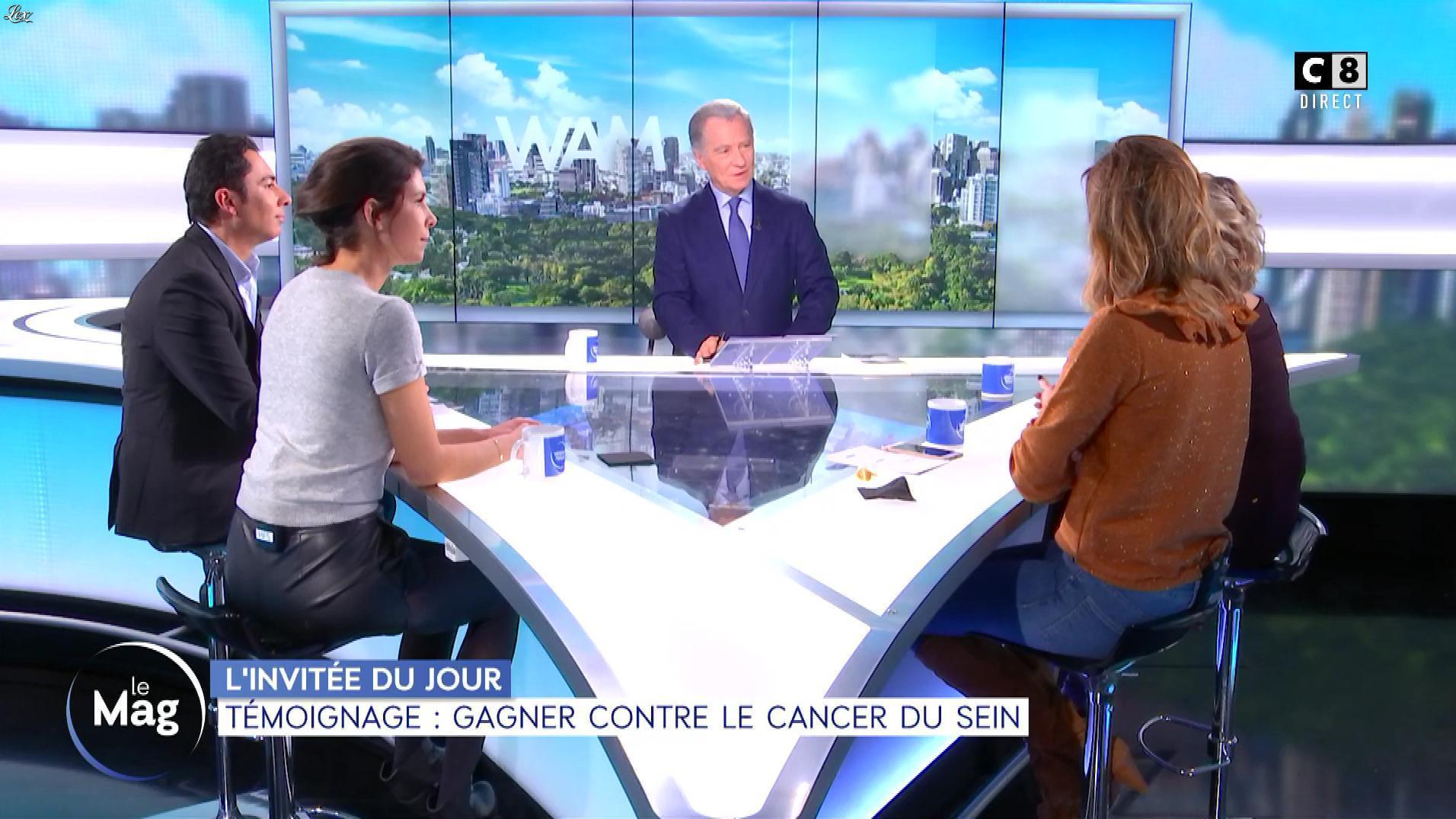 Raphaële Marchal dans William à Midi. Diffusé à la télévision le 11/03/19.