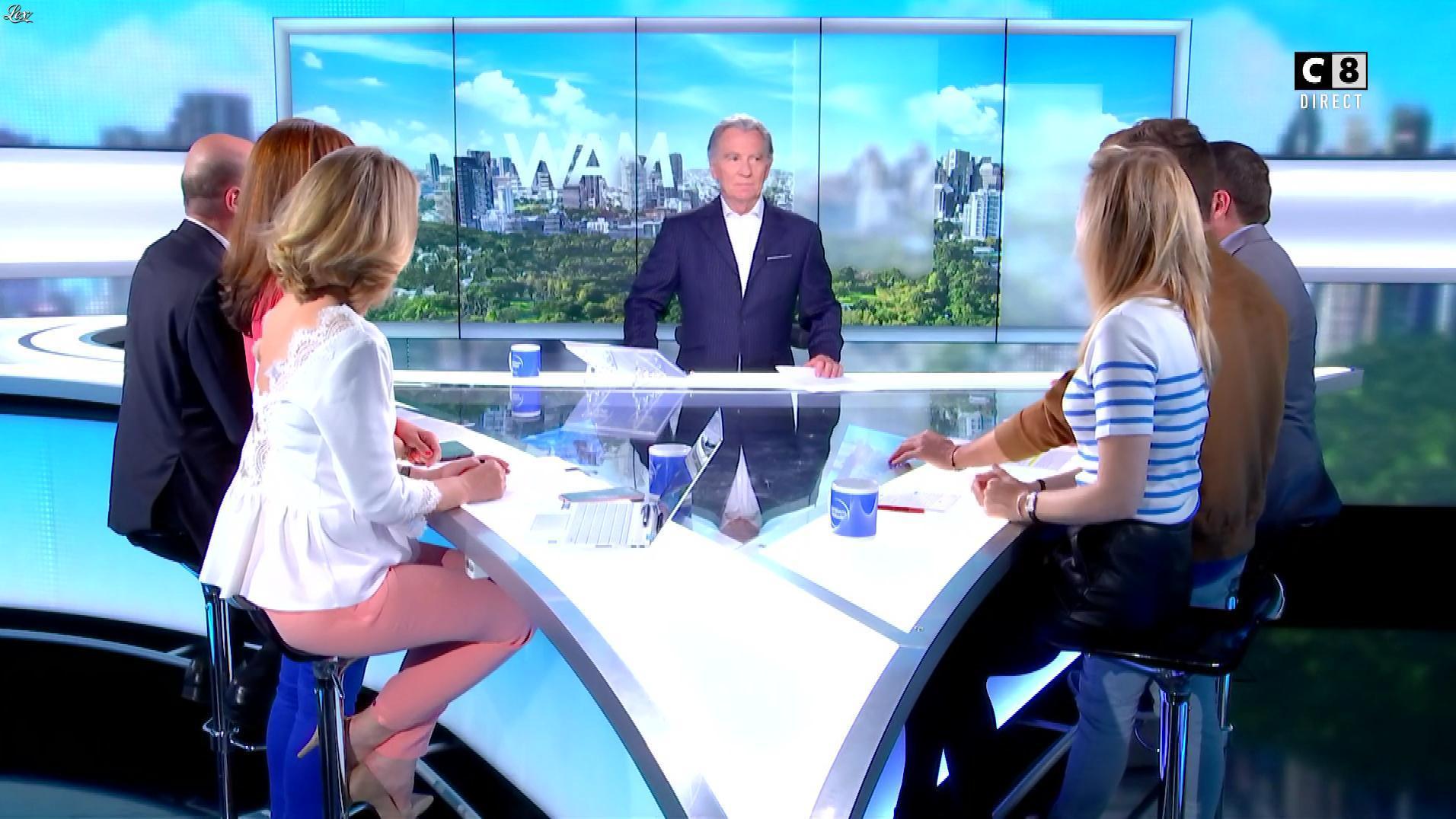 Sandrine Arcizet dans William à Midi. Diffusé à la télévision le 04/06/19.