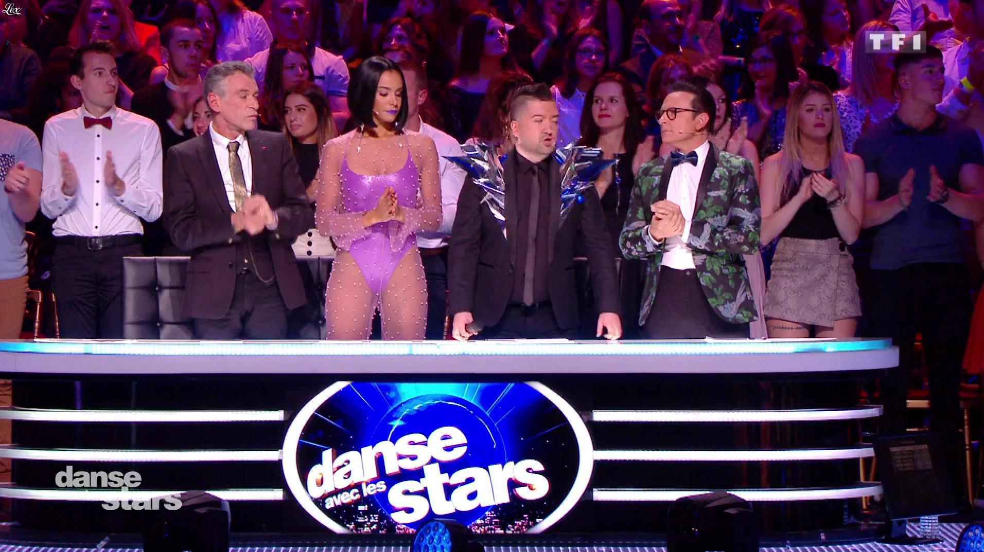 Shy m'dans Danse avec les Stars. Diffusé à la télévision le 03/11/18.