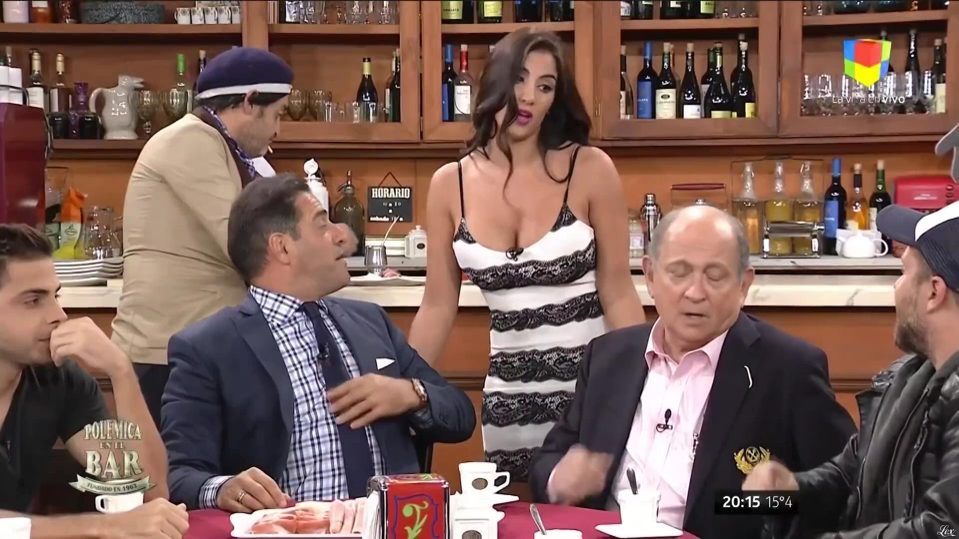 Sole Cescato dans PolemiÇa en El Bar. Diffusé à la télévision le 16/05/17.