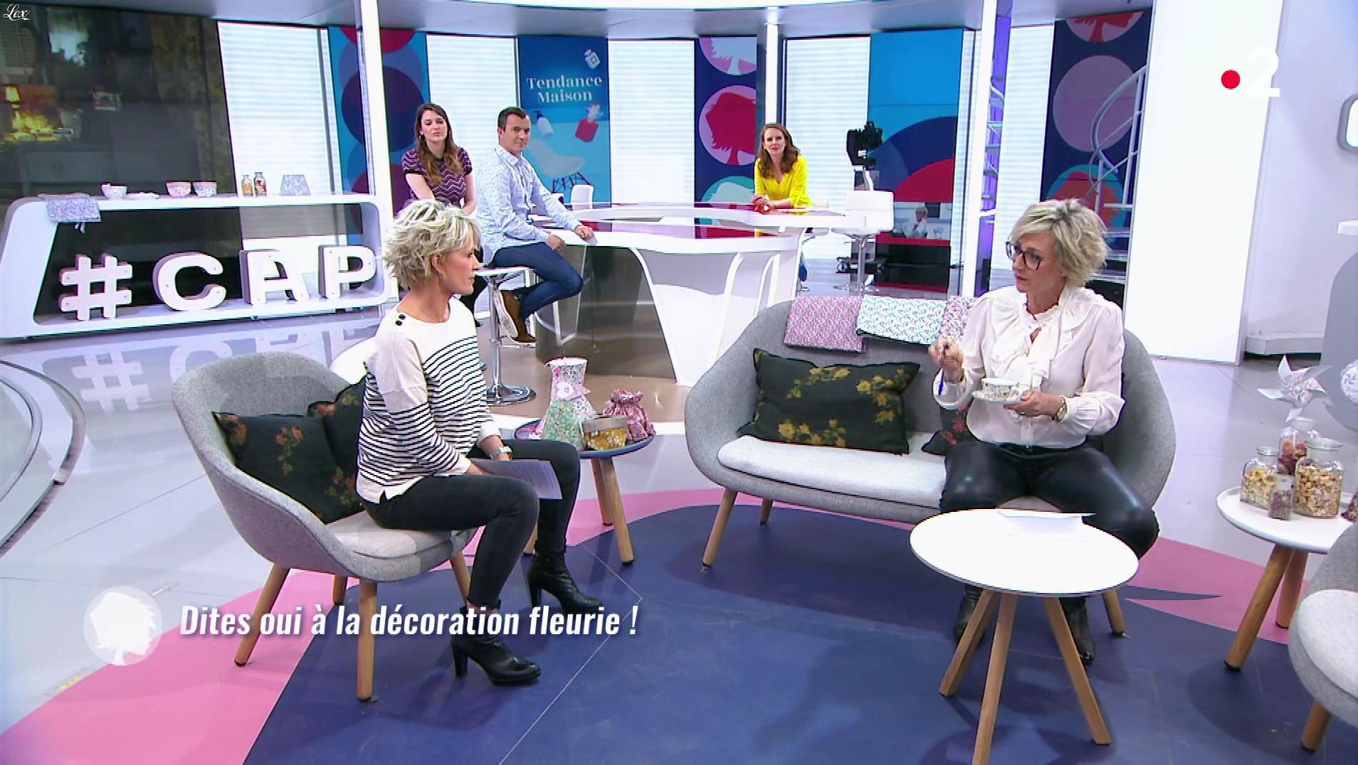 Sylvie Adigard dans c'est au Programme. Diffusé à la télévision le 10/05/19.