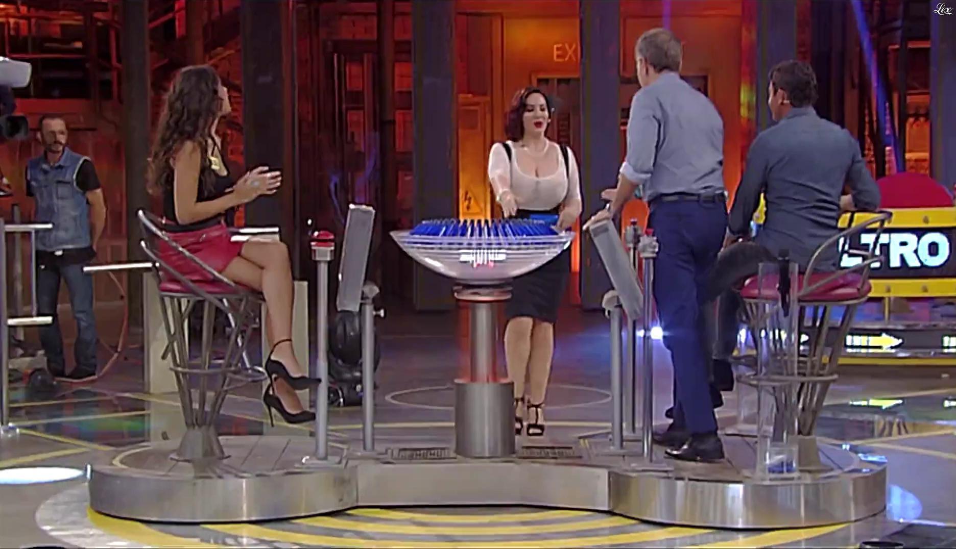 Une Candidate dans Avanti. Diffusé à la télévision le 07/01/19.