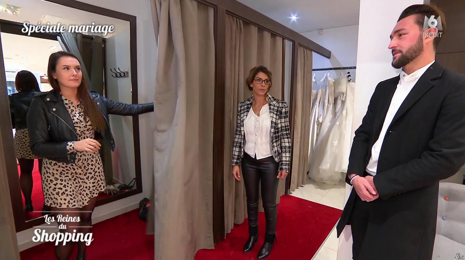 Une Inconnue dans les Reines du Shopping. Diffusé à la télévision le 27/02/19.