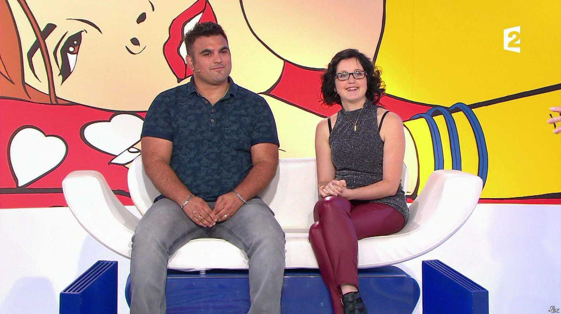Une Inconnue dans les Z'Amours. Diffusé à la télévision le 09/11/17.