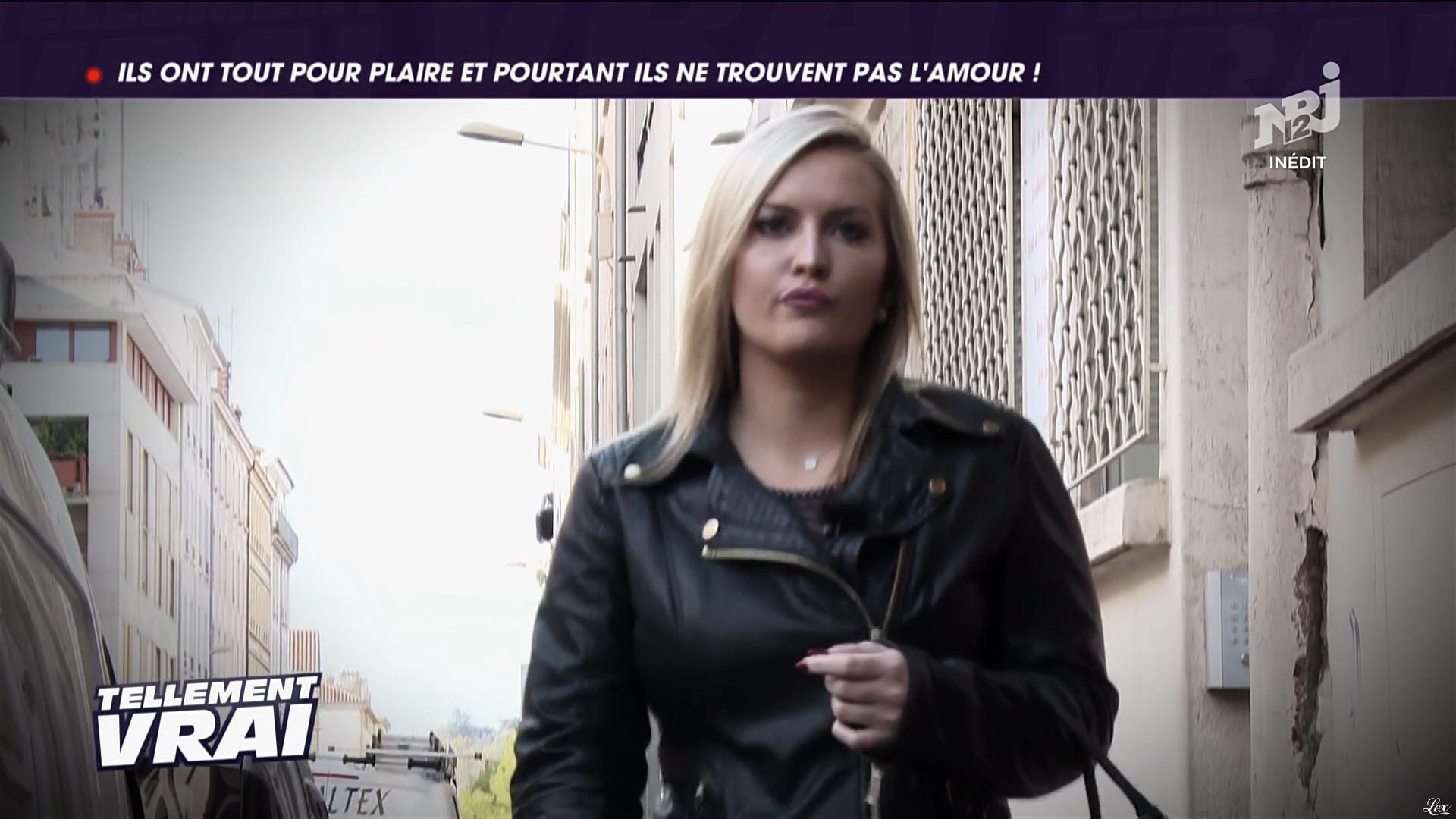 Une Inconnue dans Tellement Vrai. Diffusé à la télévision le 08/02/18.