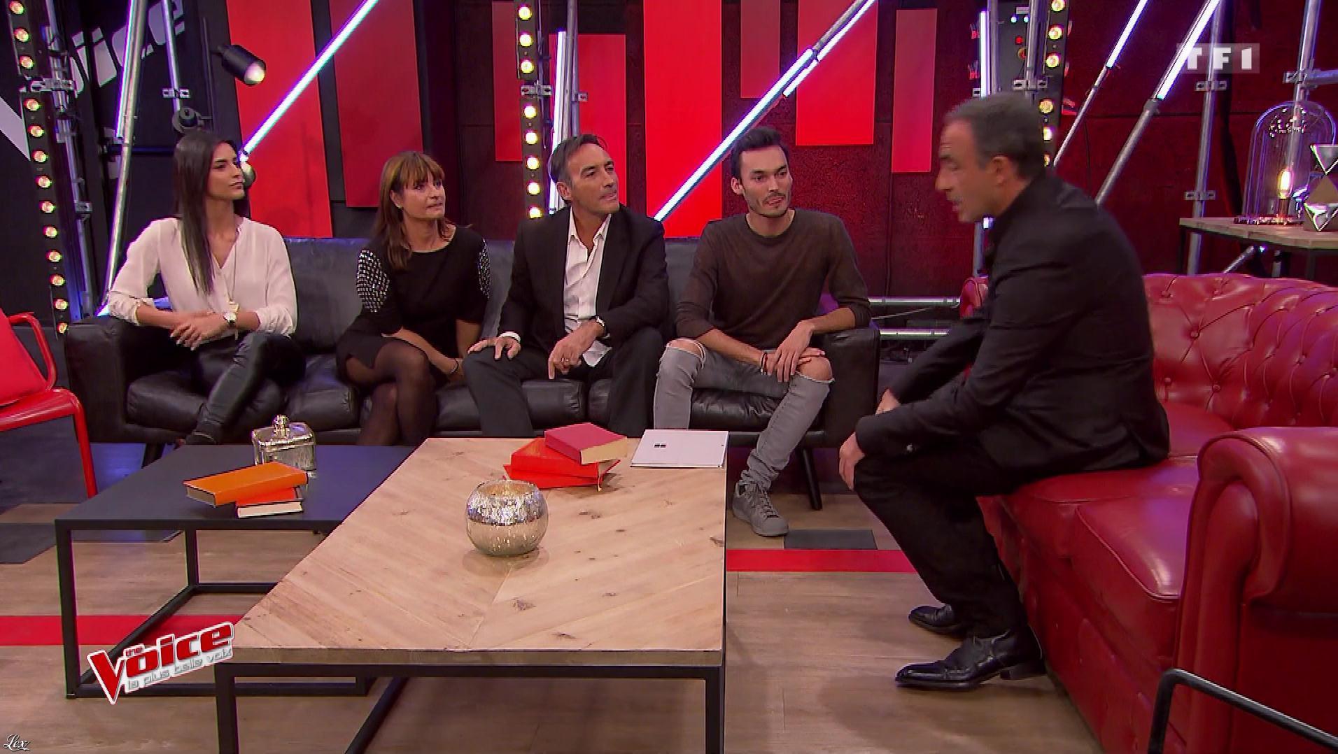 Une Inconnue dans The Voice. Diffusé à la télévision le 18/02/17.
