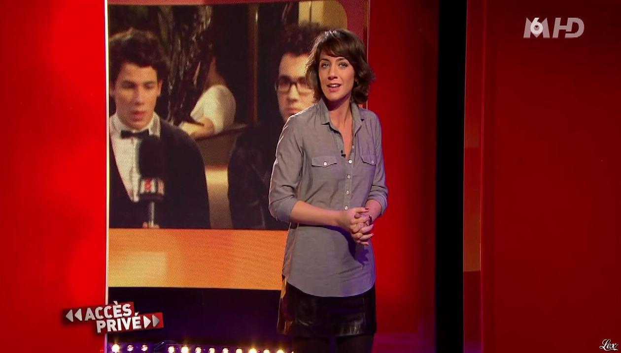 Virginie Guilhaume dans Accès Privé. Diffusé à la télévision le 07/03/10.