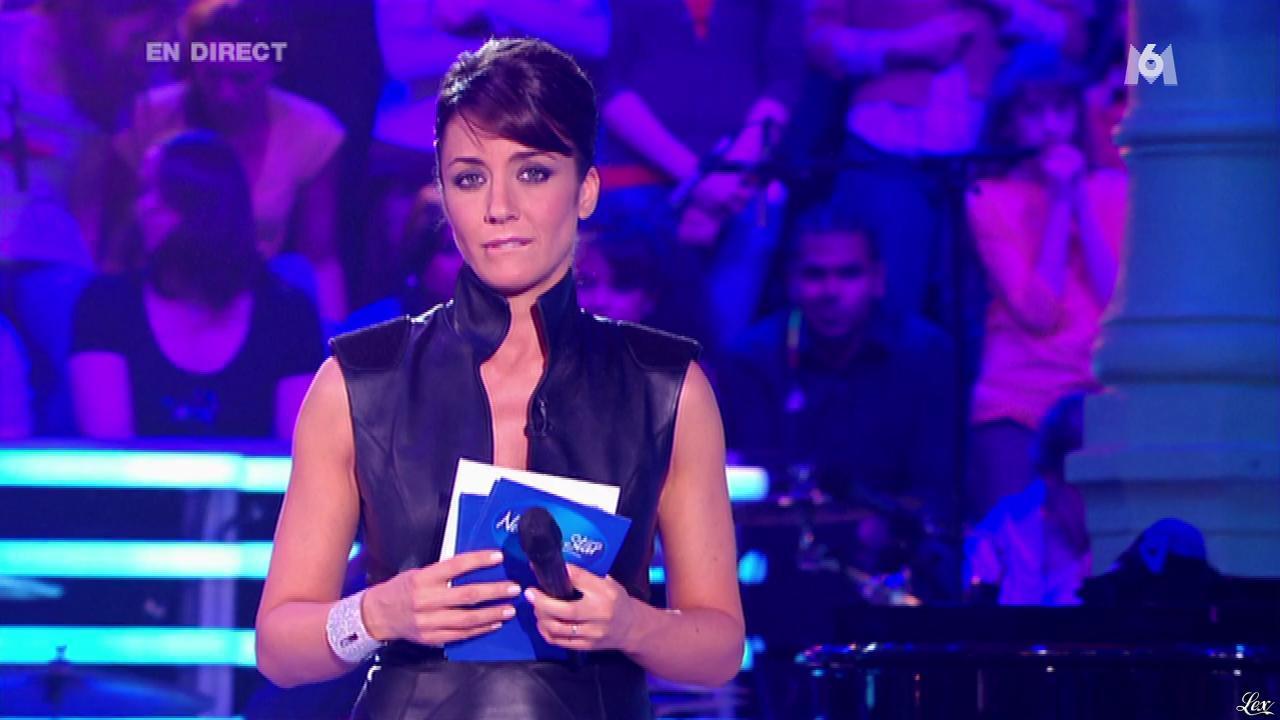 Virginie Guilhaume dans Nouvelle Star. Diffusé à la télévision le 05/05/10.