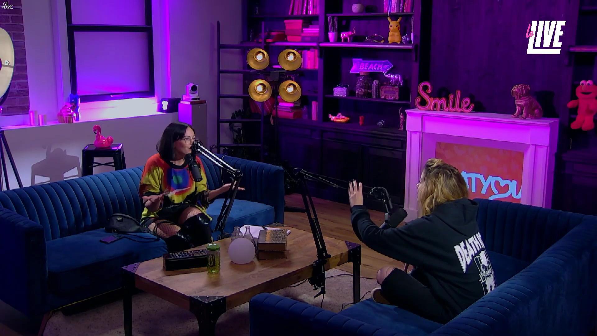 Agathe Auproux dans Agatyou. Diffusé à la télévision le 13/02/20.
