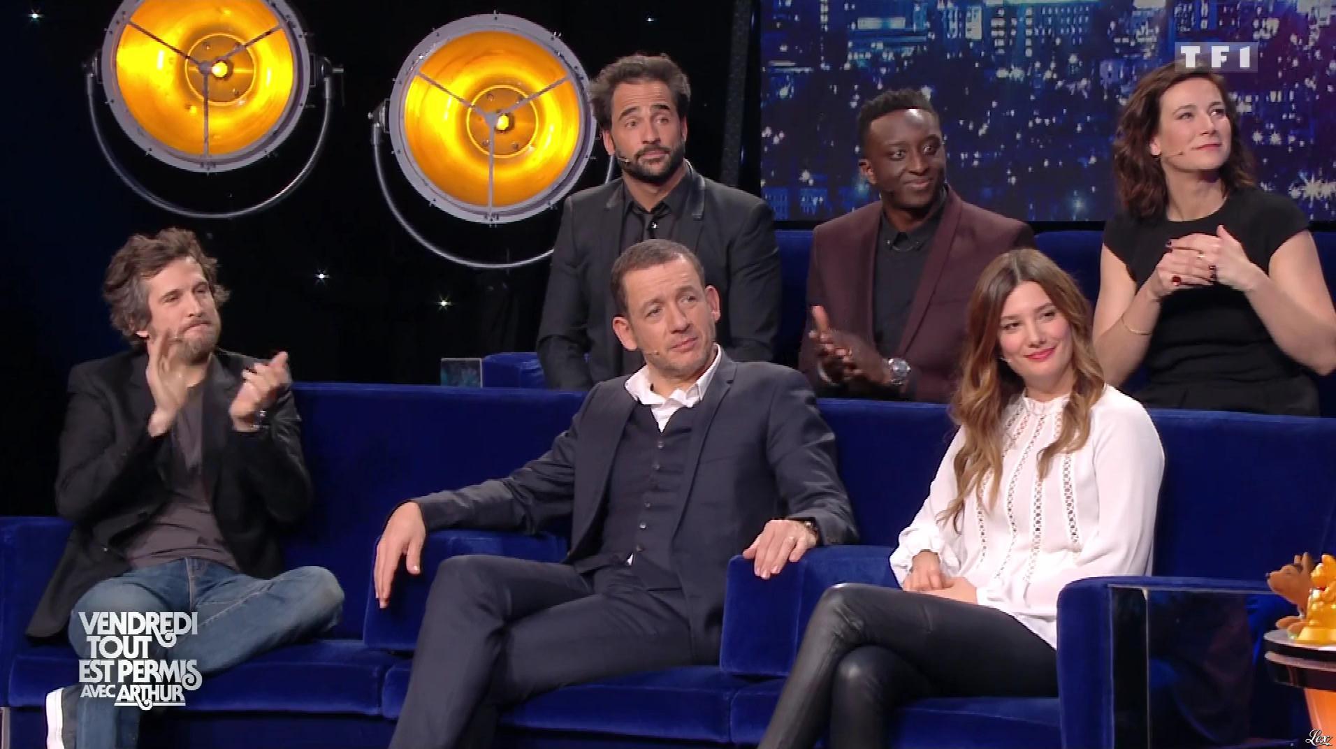 Alice Pol dans Vendredi, Tout Est Permis. Diffusé à la télévision le 20/01/17.