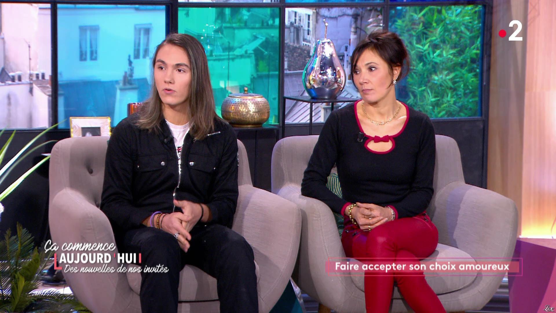 Carole dans Ça Commence Aujourd'hui, Des Nouvelles.... Diffusé à la télévision le 16/01/20.