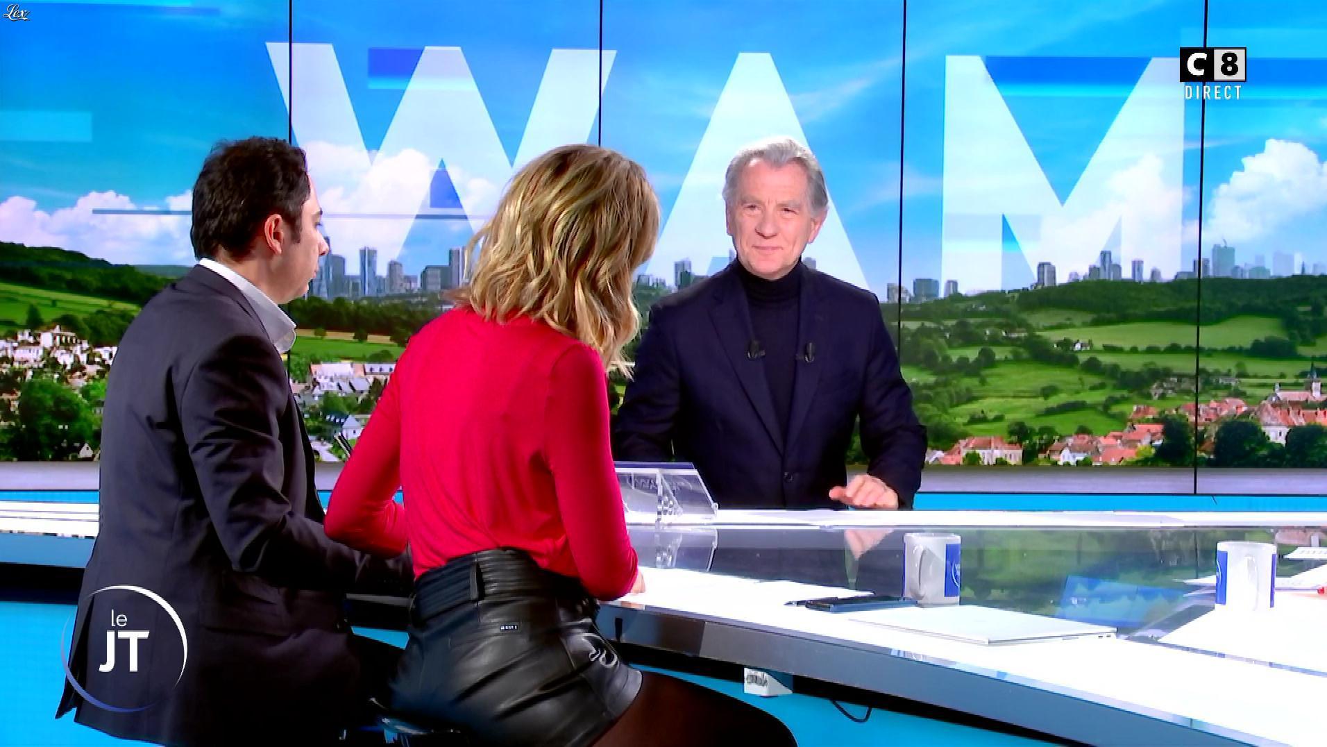 Caroline Delage dans William à Midi. Diffusé à la télévision le 11/02/20.