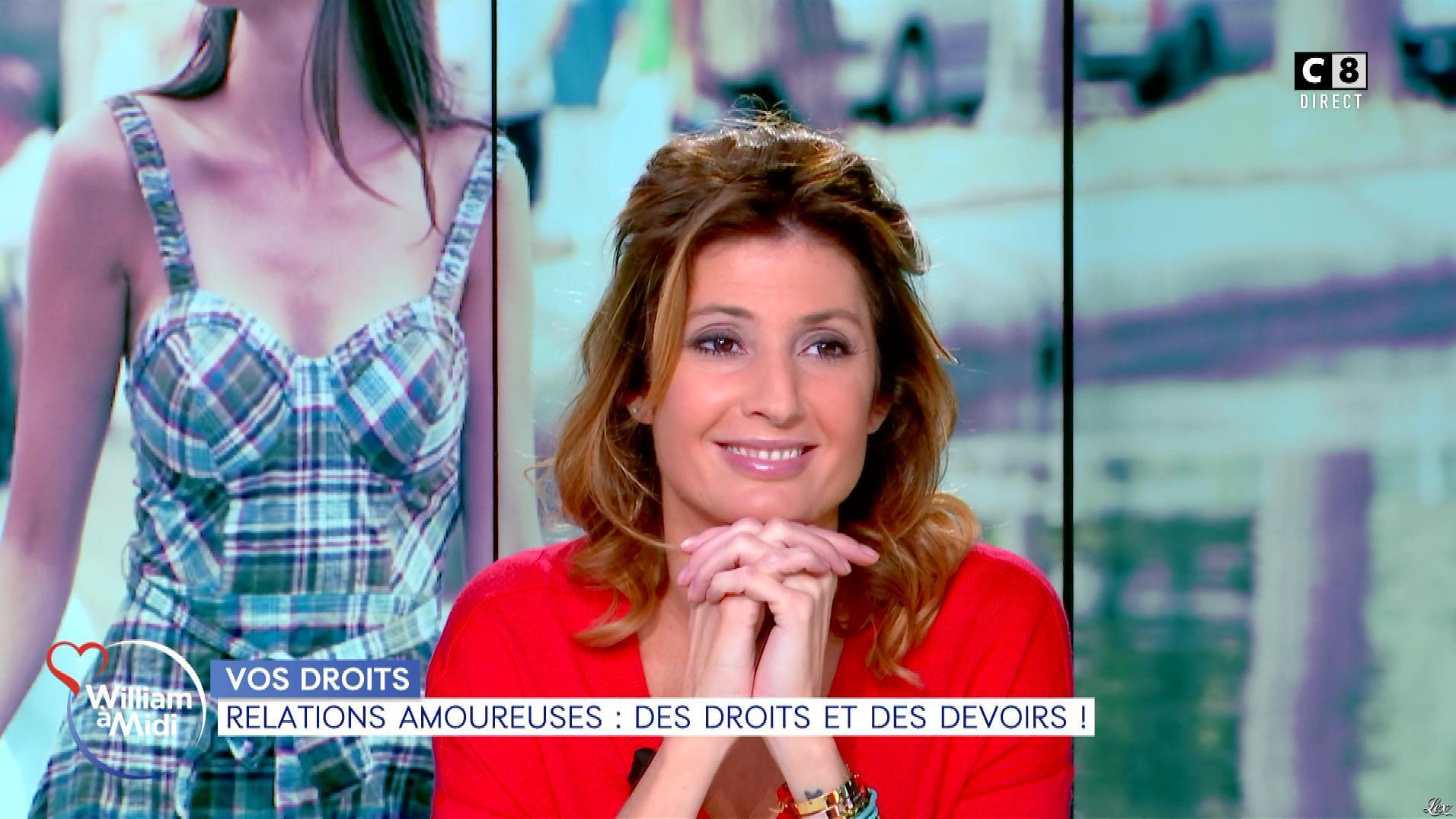 Caroline Ithurbide dans William à Midi. Diffusé à la télévision le 14/02/20.
