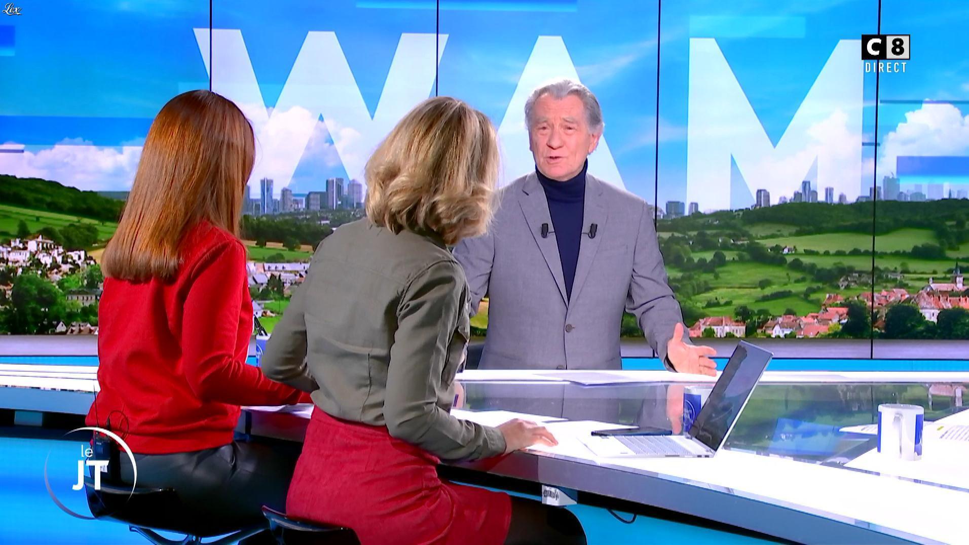 Caroline Munoz dans William à Midi. Diffusé à la télévision le 28/02/20.