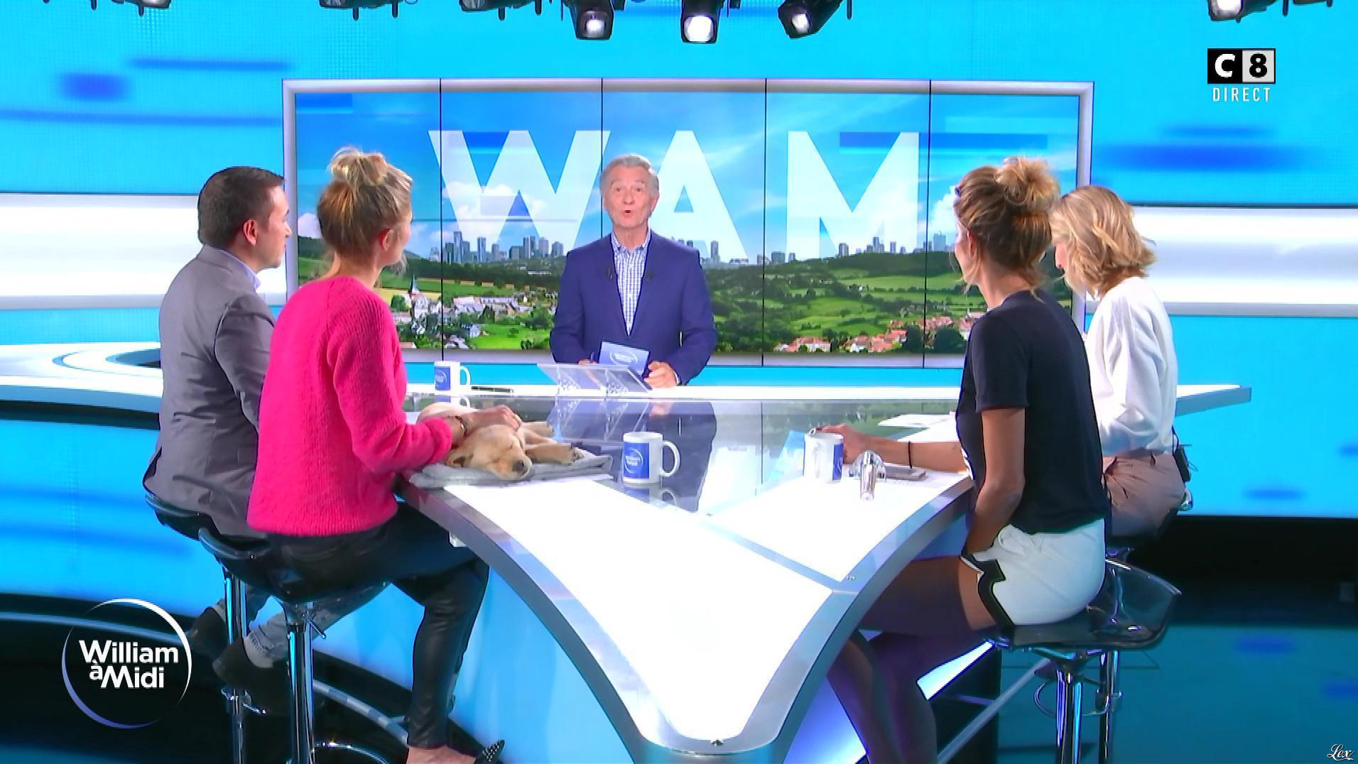 Sandrine Arcizet dans William à Midi. Diffusé à la télévision le 13/09/19.