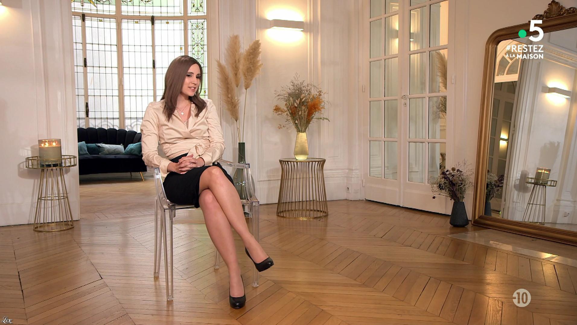Virginie Girod dans le Doc Stupefiant. Diffusé à la télévision le 25/03/20.