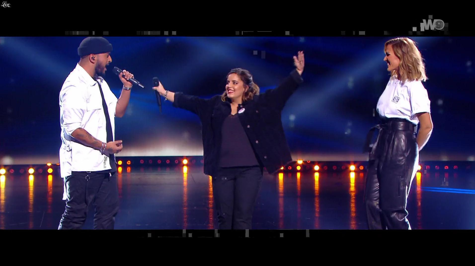 Vitaa dans Tout le Monde Chante. Diffusé à la télévision le 14/01/20.