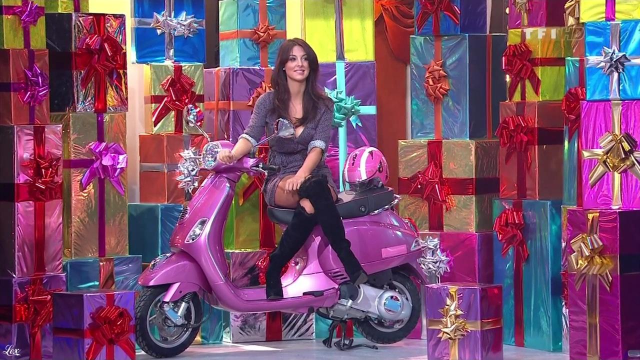 Fanny Veyrac dans le Juste Prix. Diffusé à la télévision le 09/03/11.