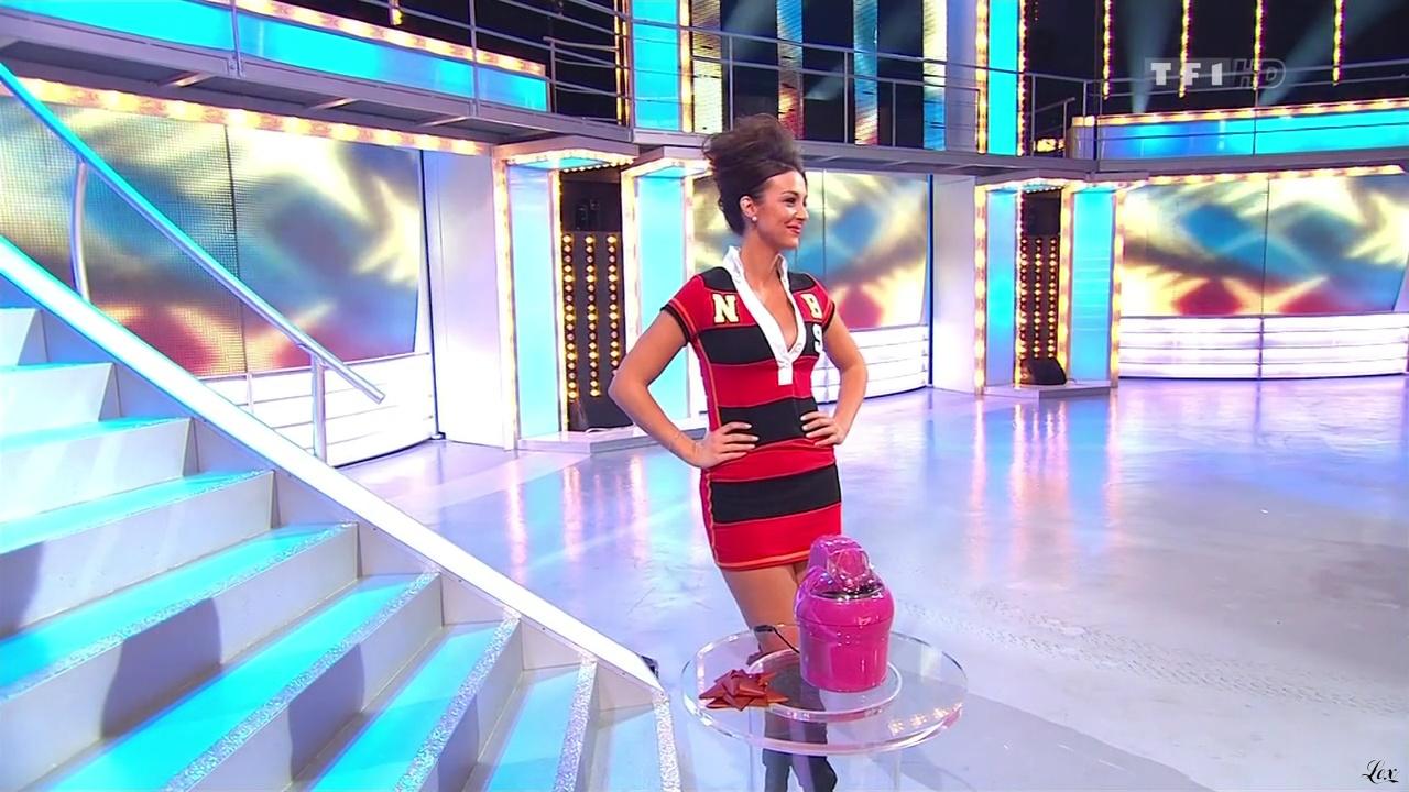 Fanny Veyrac dans le Juste Prix. Diffusé à la télévision le 16/02/11.
