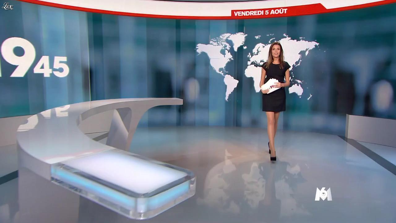 Céline Bosquet dans le 19-45. Diffusé à la télévision le 05/08/11.