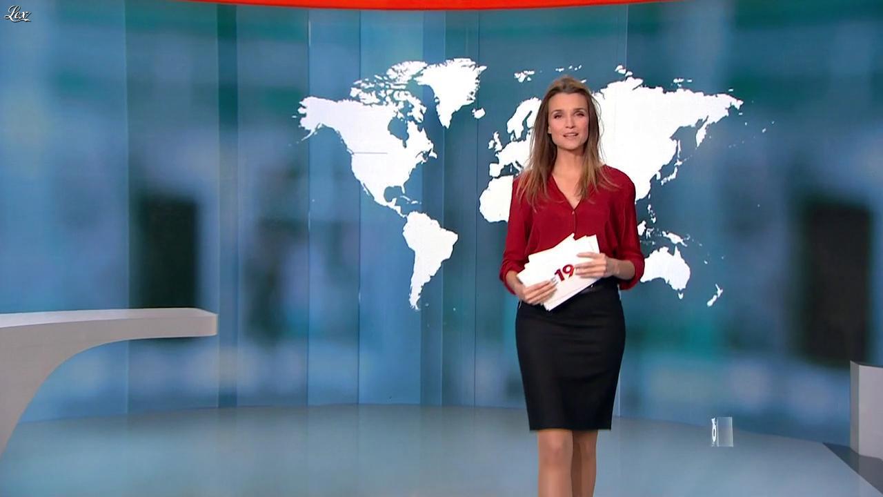 Céline Bosquet dans le 19-45. Diffusé à la télévision le 13/08/11.