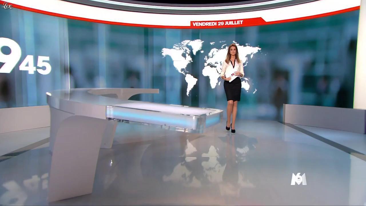 Céline Bosquet dans le 19-45. Diffusé à la télévision le 29/07/11.