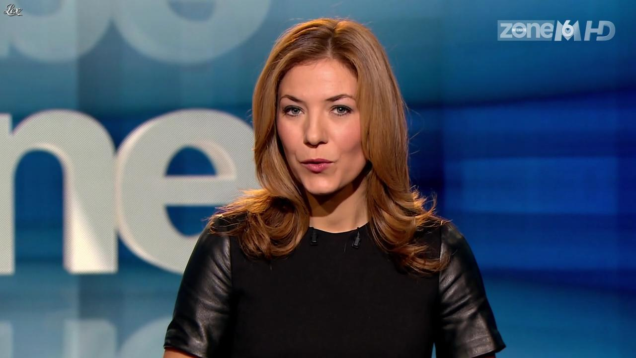 Claire Barsacq dans Zone Interdite. Diffusé à la télévision le 13/11/11.