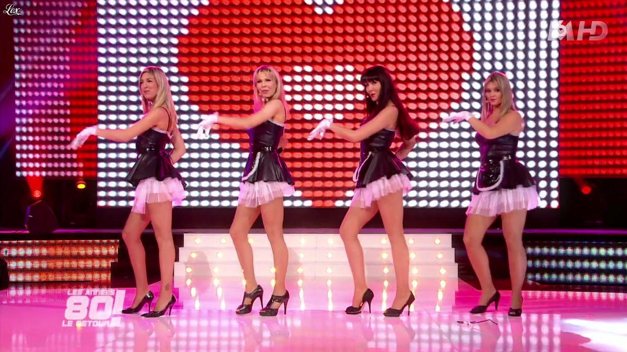 Les Coco Girls dans les Annees 80 le Retour. Diffusé à la télévision le 11/01/12.