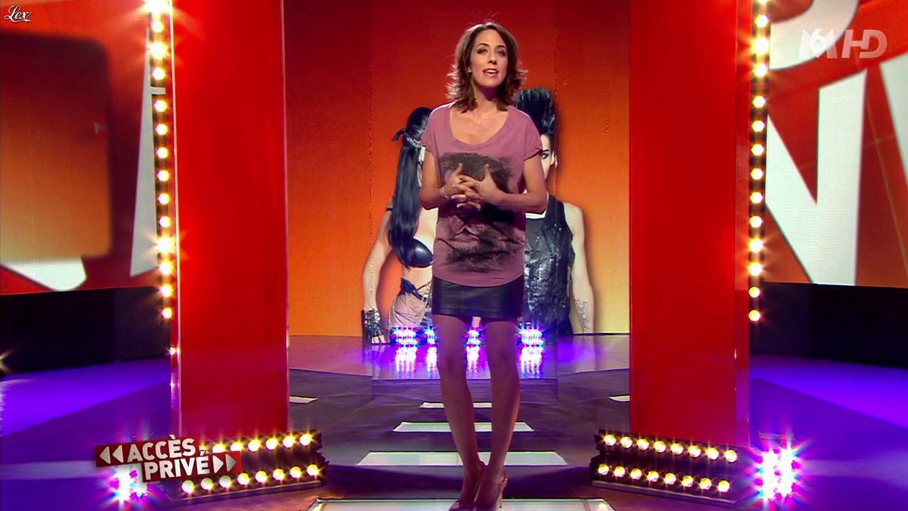 Virginie Guilhaume dans Accès Privé. Diffusé à la télévision le 11/06/11.
