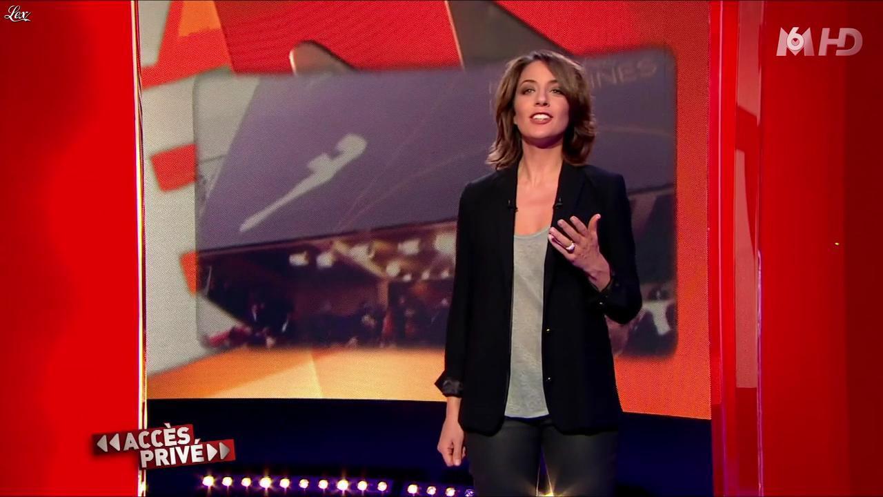 Virginie Guilhaume dans Accès Privé. Diffusé à la télévision le 21/05/11.