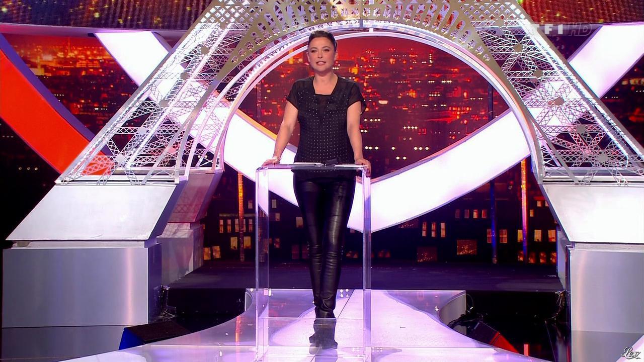 Sandrine Quétier dans Tout le Monde Aime la France. Diffusé à la télévision le 29/03/13.