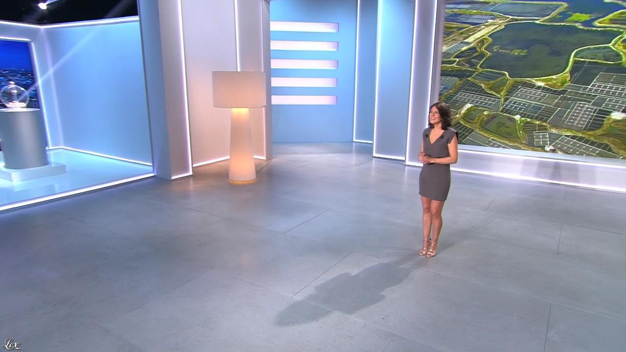 Estelle Denis dans Loto. Diffusé à la télévision le 15/02/14.