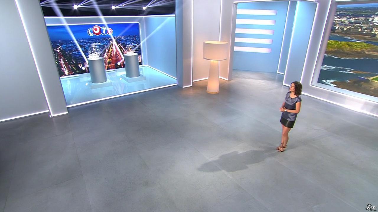 Estelle Denis dans Loto. Diffusé à la télévision le 22/03/14.