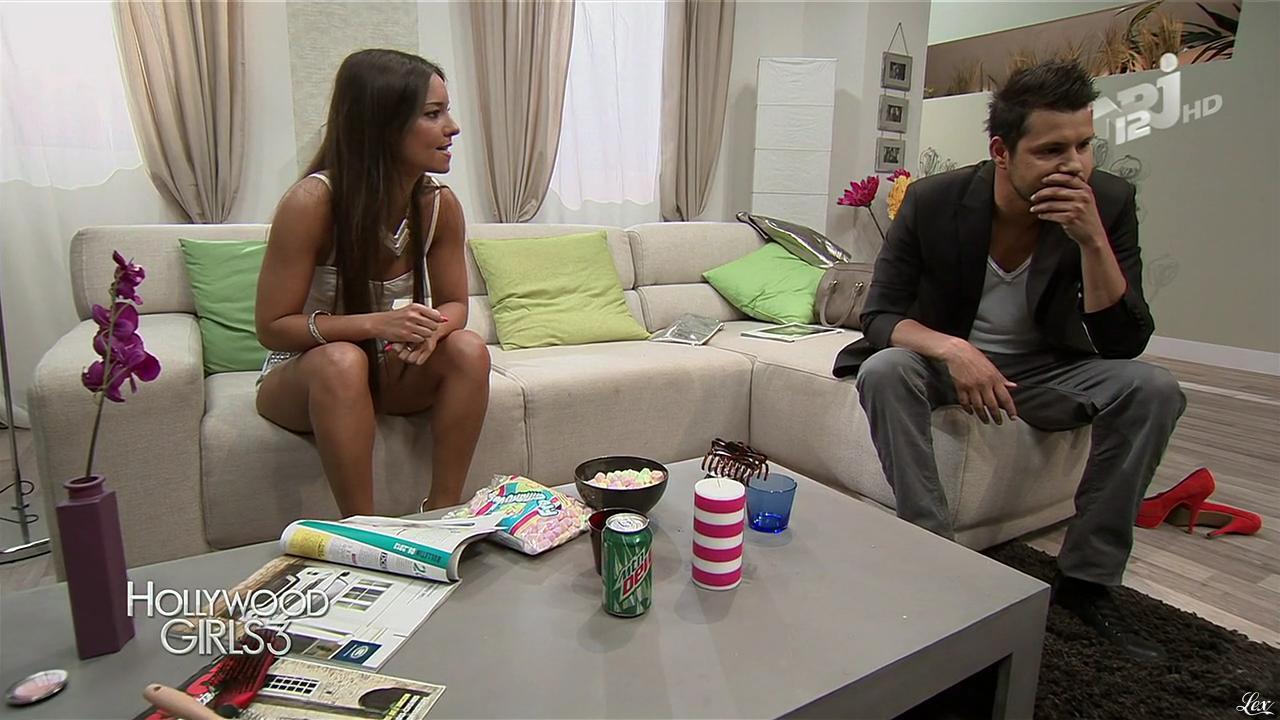 Laura Coll dans Hollywood Girls. Diffusé à la télévision le 13/12/13.