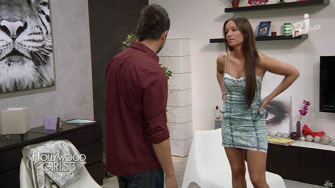 Laura Coll dans Hollywood Girls. Diffusé à la télévision le 30/12/13.