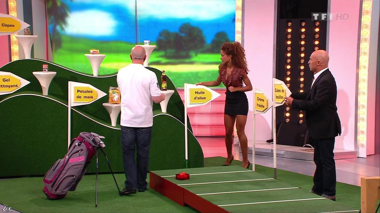 Doris Rouesne dans le Juste Prix. Diffusé à la télévision le 05/09/13.