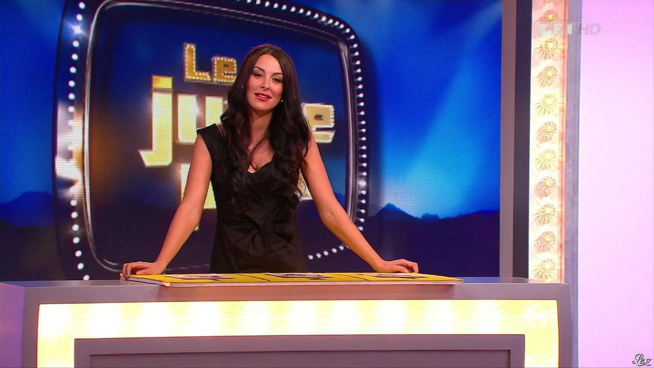 Fanny Veyrac dans le Juste Prix. Diffusé à la télévision le 05/09/13.