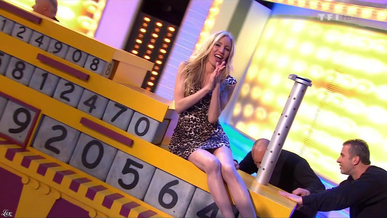 Nadia Aydanne dans le Juste Prix. Diffusé à la télévision le 02/09/13.