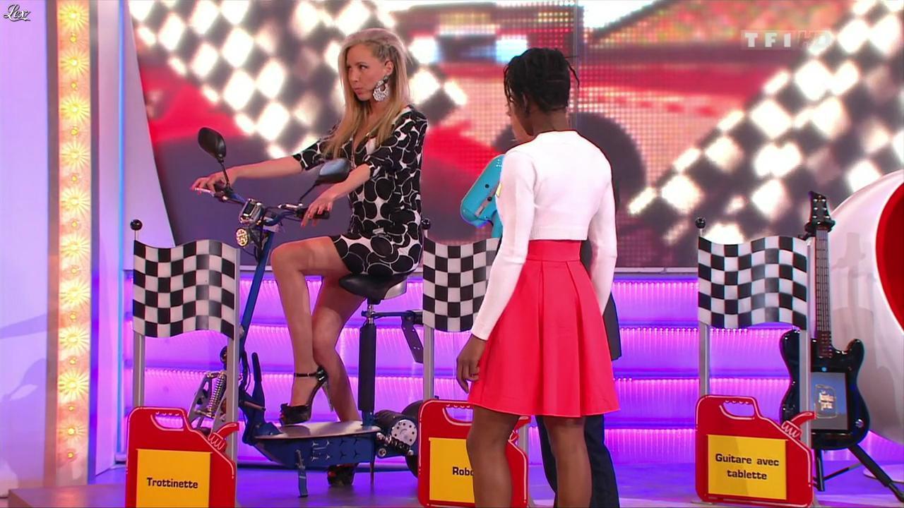 Nadia Aydanne dans le Juste Prix. Diffusé à la télévision le 04/09/13.