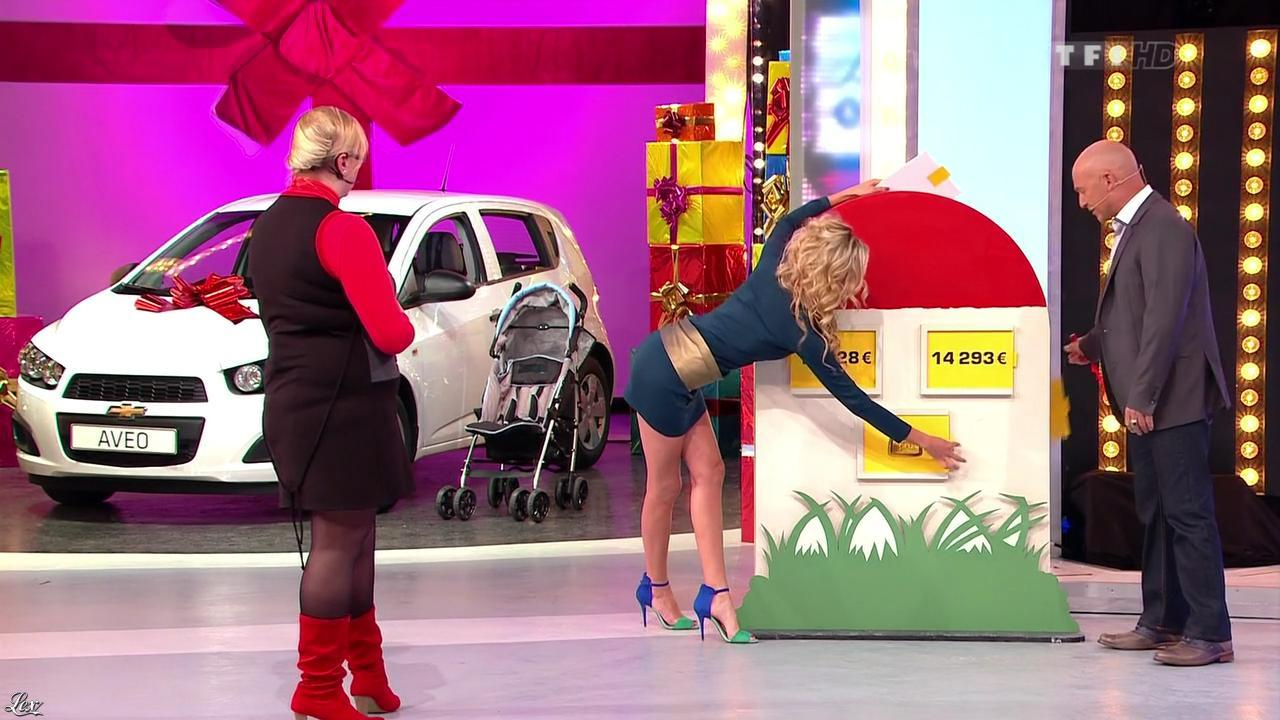 Nadia Aydanne dans le Juste Prix. Diffusé à la télévision le 26/11/12.