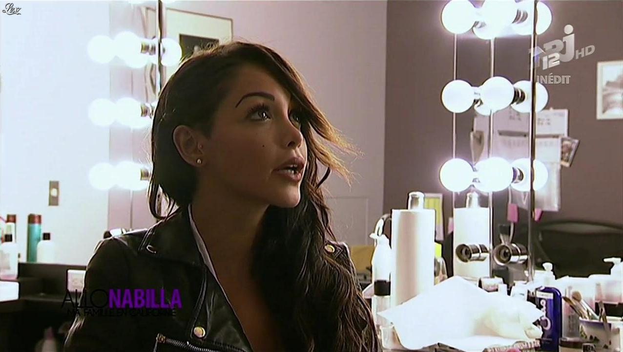 Nabilla nabilla benattia dans hollywood girls 2 sur nrj 12 pictures to