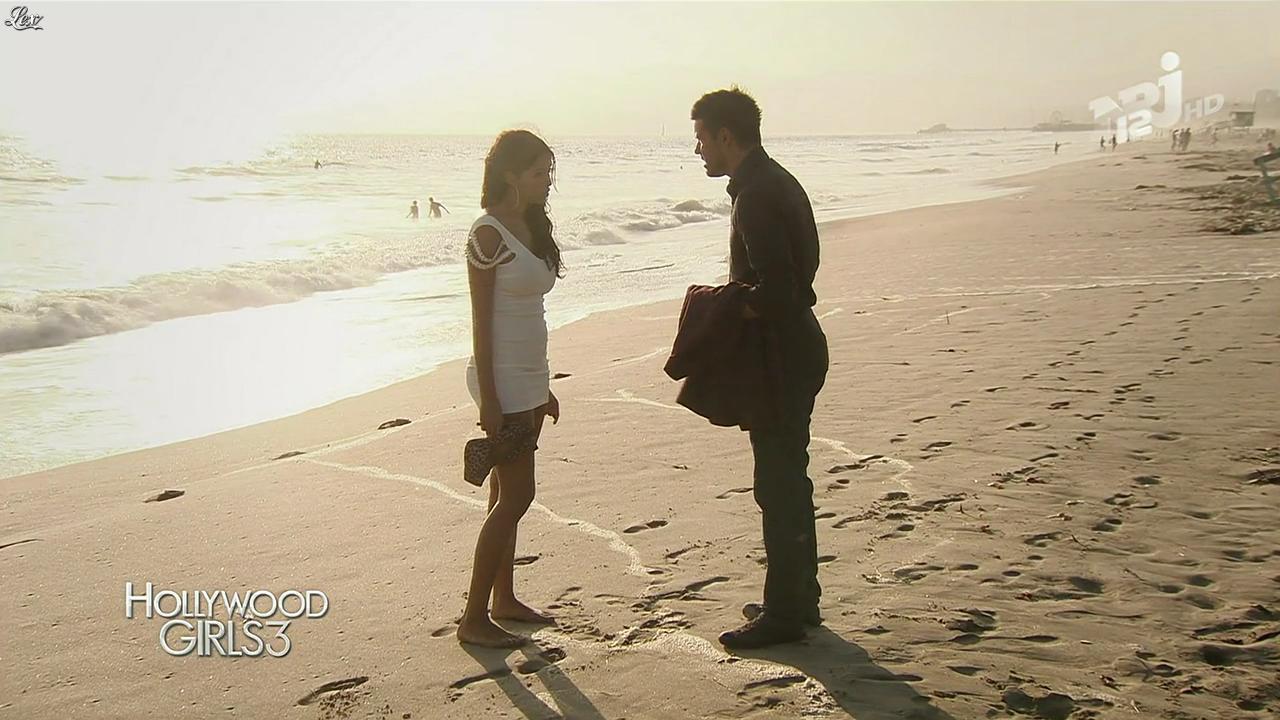 Nabilla Benattia dans Hollywood Girls. Diffusé à la télévision le 30/12/13.